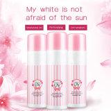 Crème SPF50 Moisturing étanche de la Crème Solaire Spray d'usine de cosmétiques