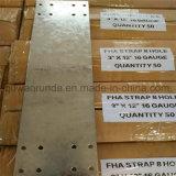 De Plaat van de Spijker van de Riem van Fha van de kwaliteit door Gegalvaniseerd en Cr- Blad wordt gemaakt dat