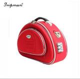 手荷物の搭乗のトートバック女の子のための買物をする旅行スーツケース