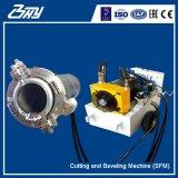 Od取付けられた携帯用油圧は(電気)フレームまたは管の切断および斜角が付く機械- SFM3036H分割した