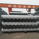 Berühmtes Marke Youfa ASTM A53 A106 BS1387 galvanisiertes Stahlgefäß