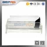 Conception personnalisée acrylique en plastique ABS moulé par injection de boîte d'affichage cosmétique
