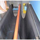 Grande tagliatrice di cuoio professionale del laser del CO2 della tessile del tessuto
