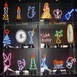 T.L.-buis van Margarita Parrot van de Buis van het Glas van de Gift van Kerstmis van Hotselling de Met de hand gemaakte