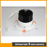 3000K/4000K/5000K/6000K Farbe 45W PFEILER LED beschmutzen unten Licht