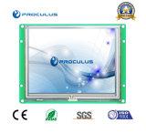 module du TFT LCD 5.6 '' 640*480 avec le contact Screen+Ttl/RS232 de Rtp/P-Cap