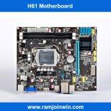 최고 최신 판매 H61 LGA1155 소형 Itx 어미판