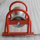 Шкив направляющей троса колеса люка -лаза одиночный