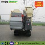 Китайский 100HP мощность двигателя комбайна для уборки риса 4LZ-4.0 на продажу