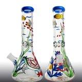 DF8106 Glas Wasserpfeifen Preis aus China Glas Shisha Hookah