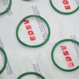 Vedante de borracha de alto desempenho NBR Anel Verde/ O Anel/