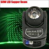 60W RGBW4in1 Minibewegliches Hauptlicht des träger-Effekt-Stadiums-Licht-LED