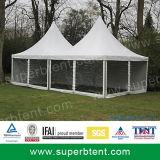 de Tenten van de Pagode van 5X5m, Gazebo Tent, de Tent van de Gebeurtenis