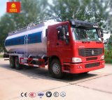 HOWO 6X4 30cbm 대량 시멘트 힘 유조 트럭