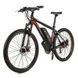 Литиевая батарея 48В мотор 350 Вт 27скорости Mountian электрический велосипед
