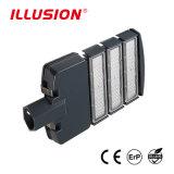 Piombo all'indicatore luminoso di via registrabile di angolo IP65 LED
