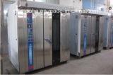 インテリジェント制御の大容量広範囲のベーキング32皿の回転式オーブン