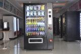 Venta superior: Bocados y máquina expendedora automática de las bebidas con Ce y el certificado ISO9001