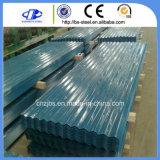 Vorgestrichenes gewölbtes Aluminiumdach-Blatt für Aufbau