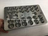 Peças de giro de moedura de trituração fazendo à máquina personalizadas do molde do equipamento da automatização do CNC das peças da precisão