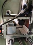 Machine de découpage chaude de commande numérique par ordinateur de clé de coin de guichet en aluminium de vente