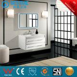 Armário de casa de banho simples de pintura brilhante POR-X7070