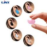 Mini superbe de couleurs dans des écouteurs sans fil de Bluetooth de sport d'oreille