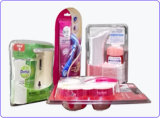 Detergente Líquido de la máquina de embalaje blister doble