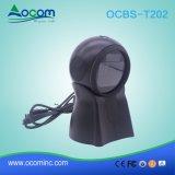 Explorador direccional del código de barras de Omni del 2.o código de Qr de la imagen Ocbs-T202