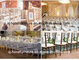 Het Aluminium van het Meubilair van de eetkamer/Staal/de AcrylStoel van Tiffany voor het Huwelijk van het Banket