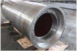 O aço de liga forjou o cilindro hidráulico, cilindro elétrico, cilindro do pistão