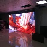 Электронный полноцветный светодиодный дисплей для установки вне помещений реклама на экране системной платы