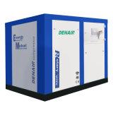 El ahorro de energía del compresor de aire de tornillo rotativo