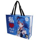 일본 박판 비 길쌈된 운반물 쇼핑 백
