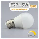 Lâmpada Lâmpada LED E27 E14 220V5730 SMD LED de 5 W homologada para Home