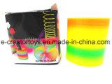Adorables Círculo arco iris de colores de primavera nuevos juguetes