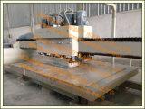 Ligne de polissage machine de brame de marbre automatique de meulage en pierre