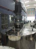 Aprobado ce depósito mezclador emulsificador con agitador/homogeneizador mezclador/