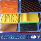 Comités van de Muur van de Vezel van de polyester 3D Binnenlandse met Gediplomeerd Ce