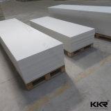 brame extérieure solide en pierre artificielle blanche de glacier de 12mm