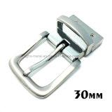 A curvatura de correia reversível do Pin da curvatura da liga do zinco do metal da alta qualidade para o vestido cerca as bolsas das sapatas do vestuário (Xwszd435--Zd453)