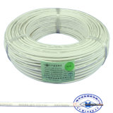 Agr doux en silicone haute température résistante à la chaleur fil de câble