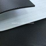 2mm schwarzer Diamant Belüftung-Tretmühle-Förderband für Verteiler