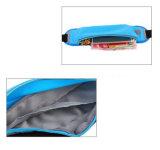 旅行屋外のハイキングのキャンプの適性のスポーツベルト袋のウエストの袋