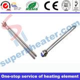 Calefatores tubulares do plugue do parafuso da imersão para elementos de aquecimento da imersão líquida