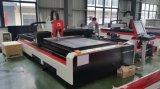 Machine de découpage de laser de fibre de commande numérique par ordinateur pour l'industrie de découpage en métal