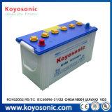 Ns60L SMF trockene Batterie-Preis Ns60 12V 45ah der Batterie-45ah