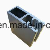 L'aluminium a expulsé longeron de guide pour des obturateurs de rouleau, composant de porte de garage de rouleau