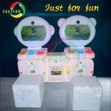 Pode imprimir a foto 2 Jogadores máquina de jogos de música do tambor de fotos com a câmera