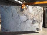 Mattonelle di marmo delle lastre di Nuvola Bluette